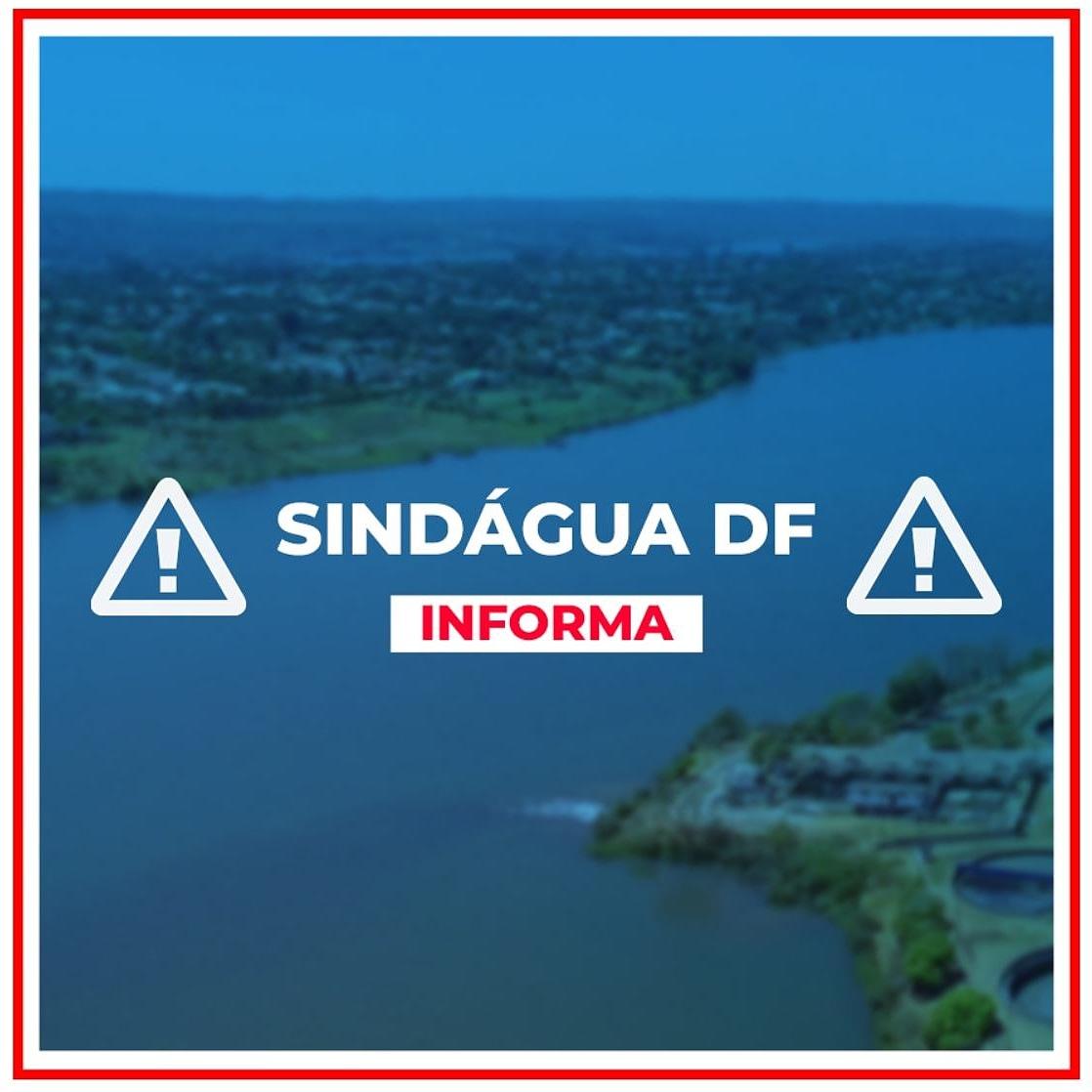 SINDÁGUA-DF INFORMA 15/04: ASSINATURA DE ACT 2021-2023
