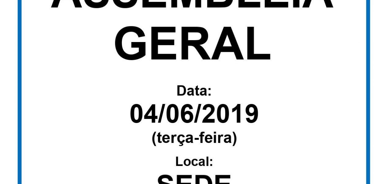 ASSEMBLEIA GERAL 04/06