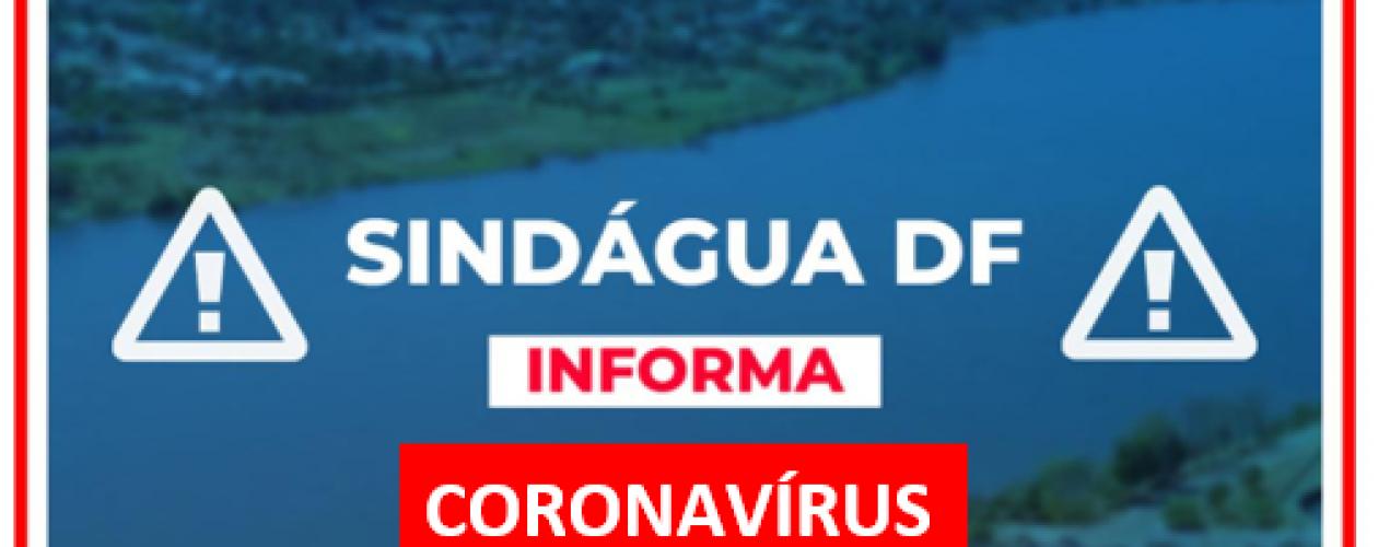 SINDÁGUA-DF INFORMA 25/09: RETORNO AO TRABALHO