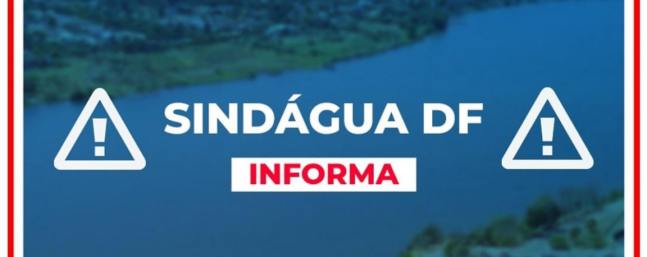 SINDÁGUA-DF INFORMA 24/11: Ato contra a privatização da CEB