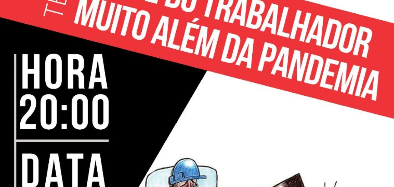 LIVE SINDÁGUA-DF: SAÚDE DO TRABALHADOR MUITO ALÉM DA PANDEMIA