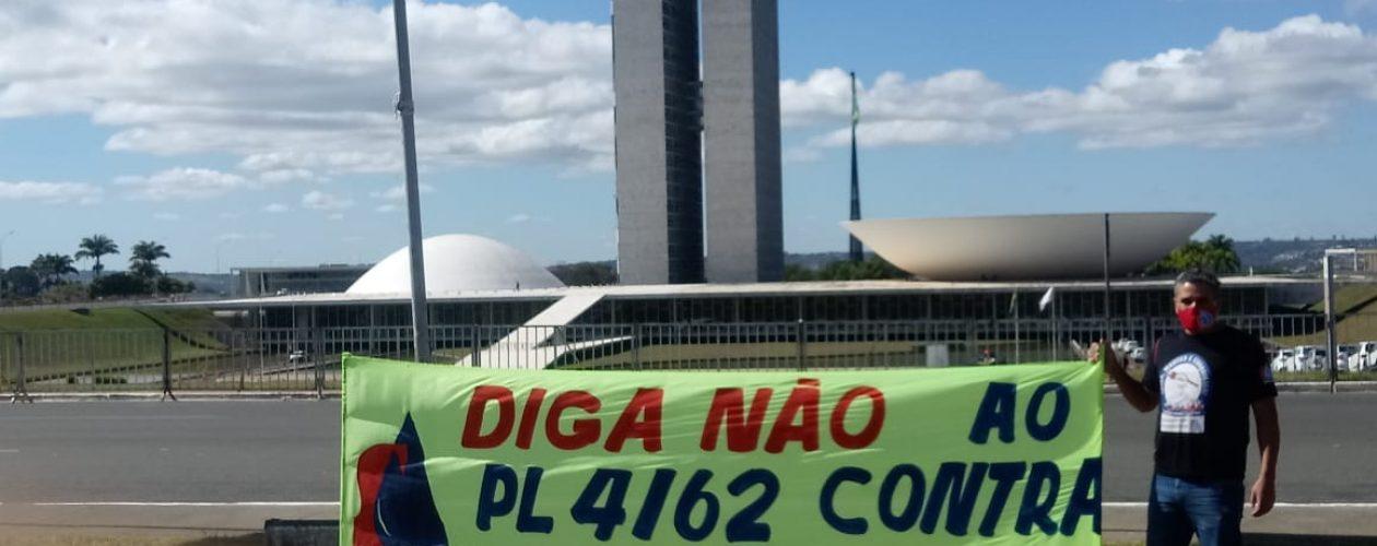 NOTA DE REPÚDIO AO PL 4.162/19 – NOVO MARCO DO SANEAMENTO