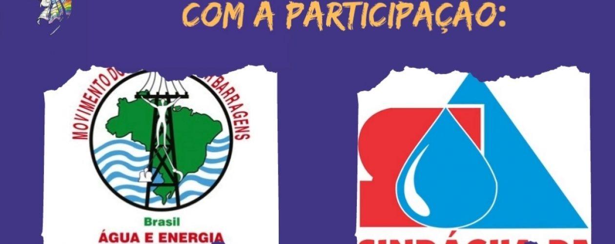 LIVE: A LUTA CONTRA A PRIVATIZAÇÃO DA ÁGUA – Direito e Bem Público!