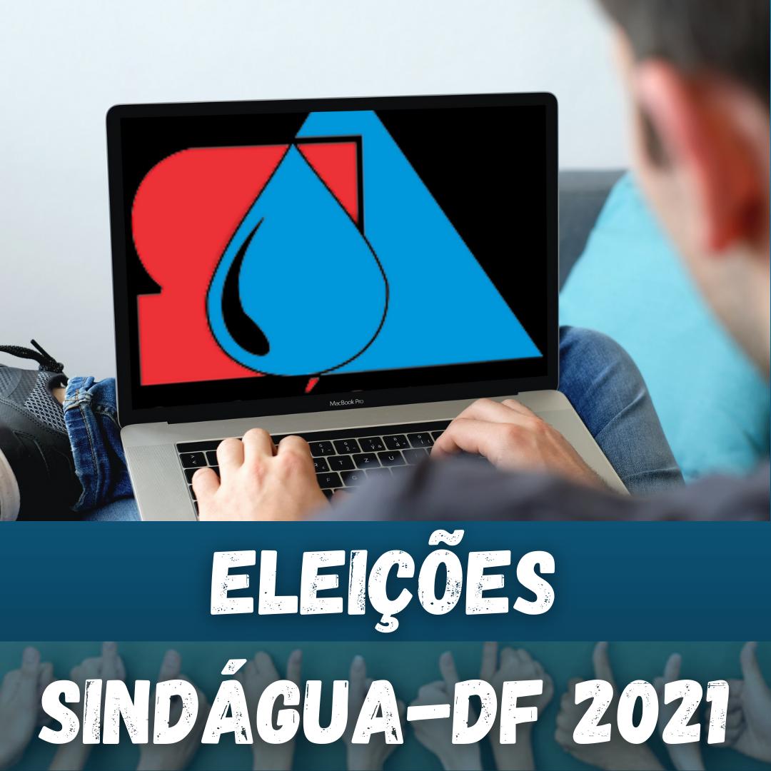 ELEIÇÕES SINDÁGUA-DF / COMISSÃO ELEITORAL