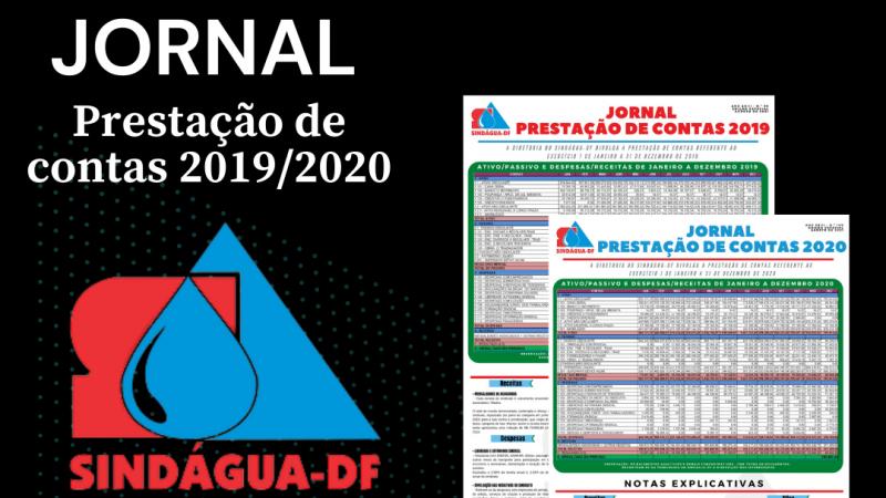 Jornal de Prestação de contas 2019/2020